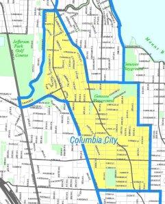 Seattle_-_Columbia_City_map