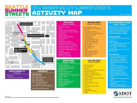 Rainier Activity Location Map 2014 copy